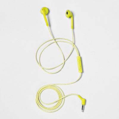 Heyday Wired Earbuds   Smash Green by Smash Green