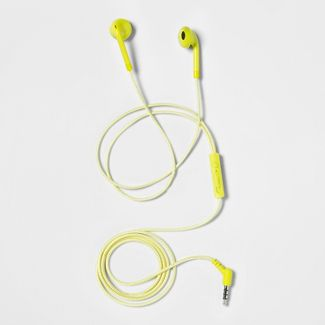 heyday™ Wired Earbuds - Smash Green