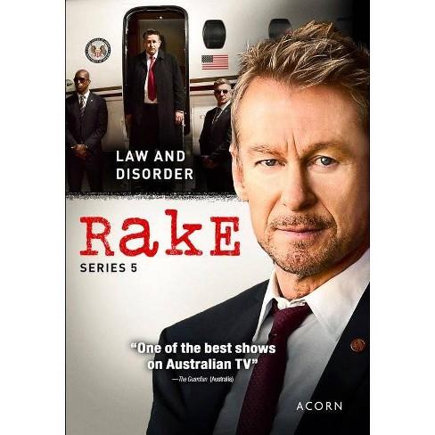 Rake: Series 5 (DVD) - image 1 of 1