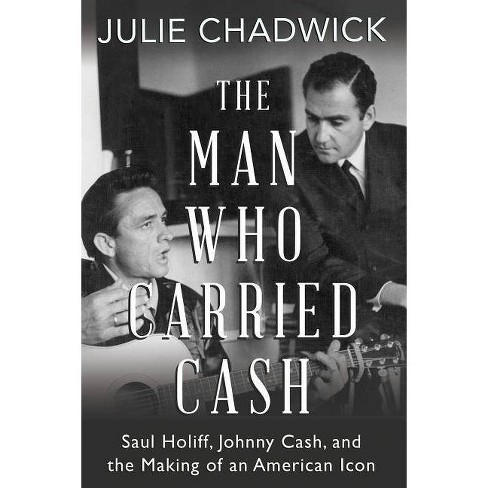 The Man Who Carried Cash - by  Julie Chadwick (Paperback) - image 1 of 1