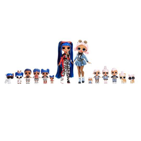 L.O.L. Surprise! Amazing Surprise with 14 Dolls & 70+ Surprises image number null