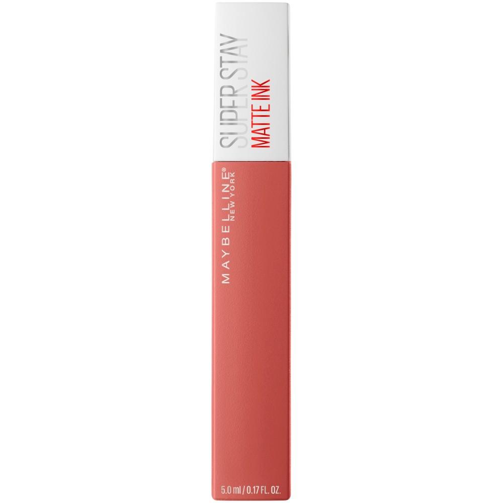Maybelline Superstay Matte Ink Lip Color 130 Self-starter - 0.17 fl oz