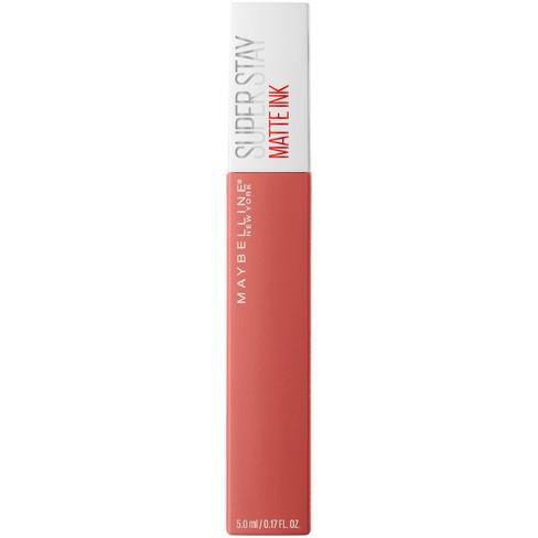 Maybelline Superstay Matte Ink Lip Color - 130 Self-starter - 0.17 fl oz