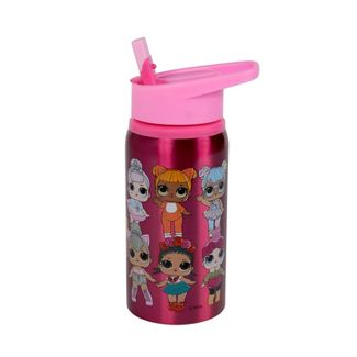 19oz Stainless Steel Water Bottle Pink - L.O.L. Surprise!