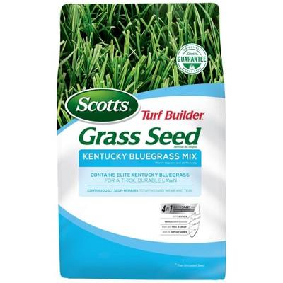 Scotts Turf Builder Kentucky Bluegrass Mix Grass Seeds - 7lb