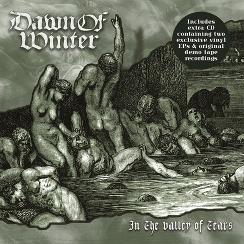 Dawn Of Winter - In The Valley Of Tears (CD) - image 1 of 1