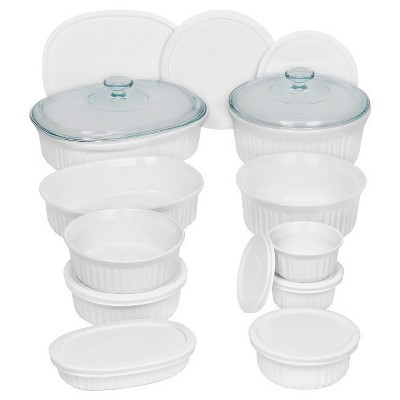 CorningWare 20pc Bakeware Set