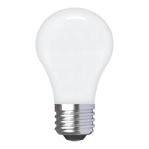 40w Ca Relax 2pk Ceiling Fan Frost Led Light Bulb White General
