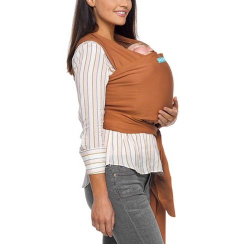 Moby Baby Wraps Caramel Target