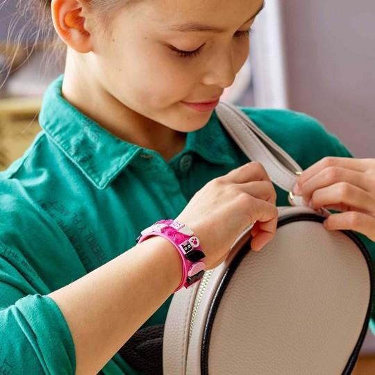 LEGO DOTS Funky Animals Bracelet DIY Craft Bracelet Making Kit 41901 image number null