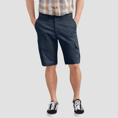 """Dickies Men's X-Series 11"""" Active Waist Washed Cargo Shorts"""