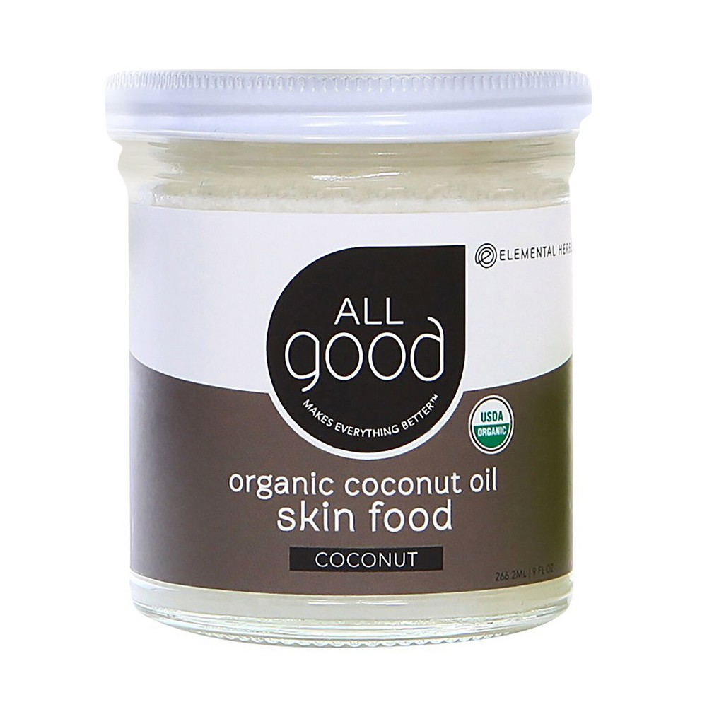 Image of All Good Coconut Oil Skin Food - 7.5oz