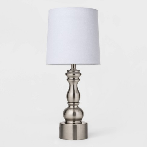 Turned Table Lamp Touch Control - Pillowfort™ - image 1 of 3