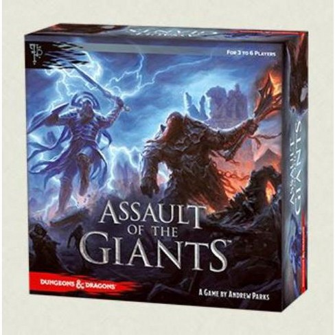 Assault of the Giants Board Game - image 1 of 1