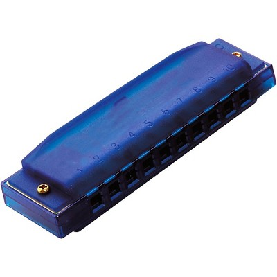 Hohner Kids Clearly Colorful Harmonica