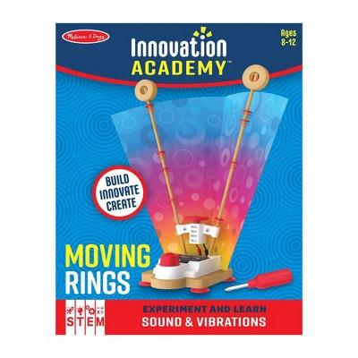 Melissa & Doug Innovation Academy - Moving Rings