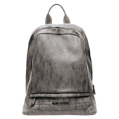 Little Company Stockholm Performance Diaper Backpack - Gray