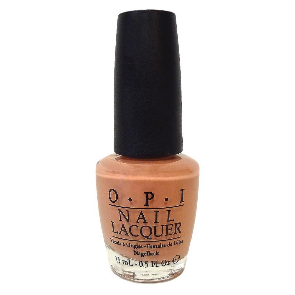O.P.I Nail Lacquer - Dulce De Lece - 0.5 fl oz