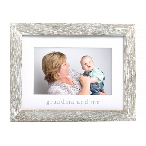 "Pearhead Grandma & Me Picture 4"" x 6"" Frame - image 1 of 3"