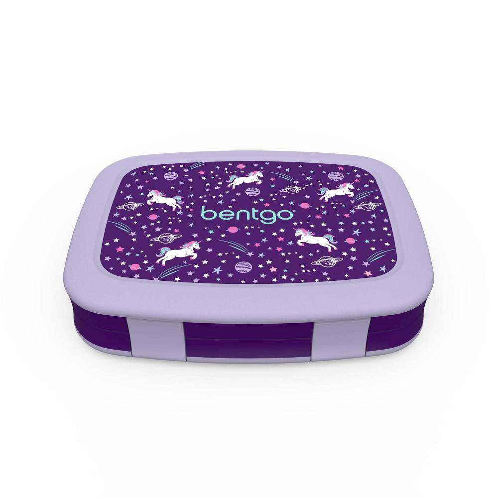 Image of Bentgo Leak-proof Kids' Lunch Box - Unicorn