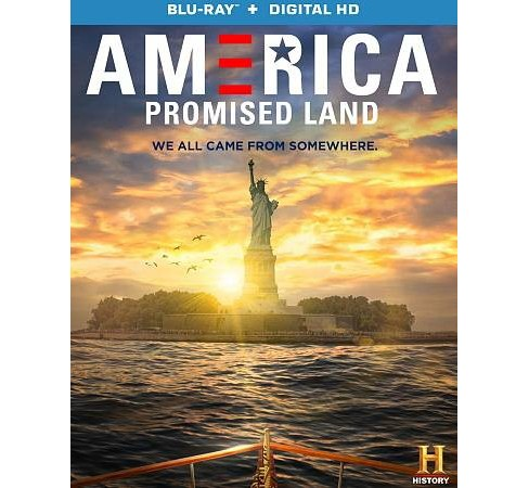 America:Promised Land (Blu-ray) - image 1 of 1
