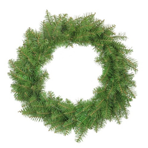 Northlight Northern Pine Artificial Christmas Wreath - 24-Inch, Unlit - image 1 of 2