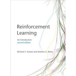 Reinforcement Learning - (Adaptive Computation and Machine Learning) 2 Edition (Hardcover)