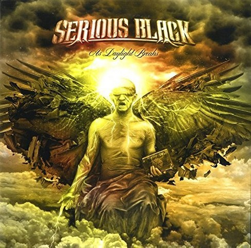Serious Black - As Daylight Breaks (Vinyl) - image 1 of 1