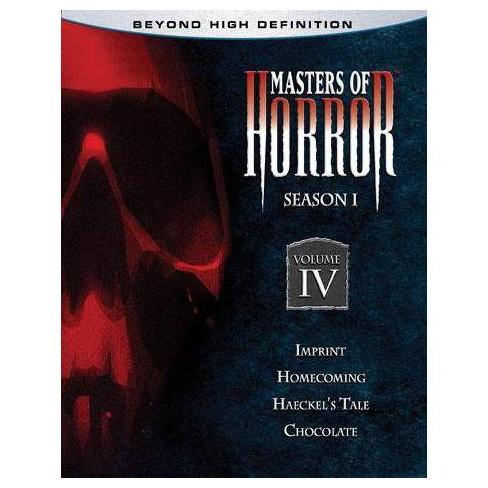 Masters Of Horror: Season 1, Volume 4 (Blu-ray) - image 1 of 1