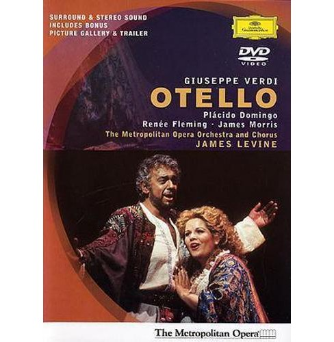 Verdi:Otello (DVD) - image 1 of 1