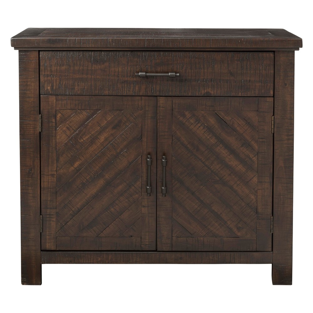 Paige Accent Chest Walnut Brown - Picket House Furnishings