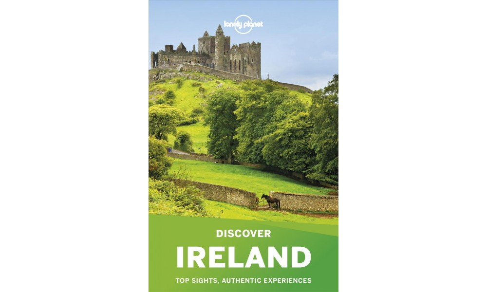Lonely Planet Discover Ireland Paperback