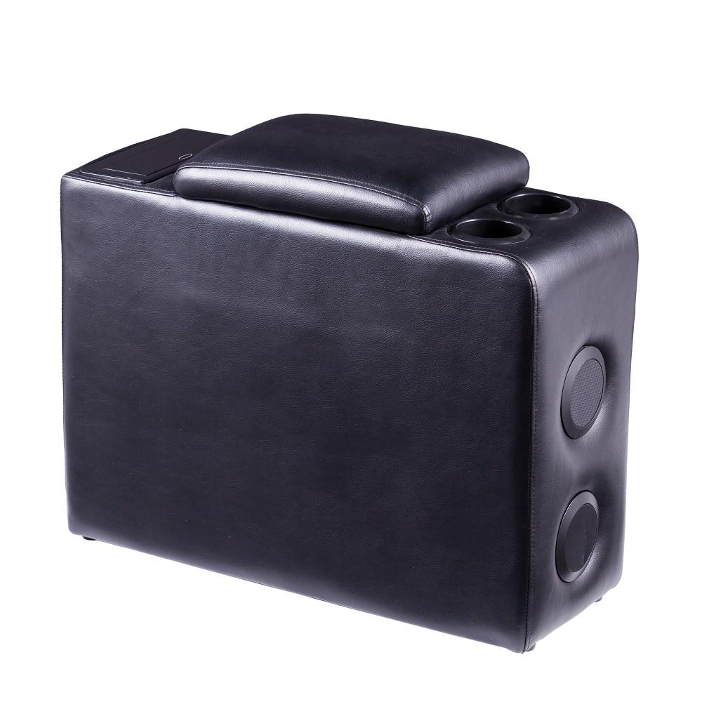 Merovingian Portable Console Usb Ports Black - Aiden Lane