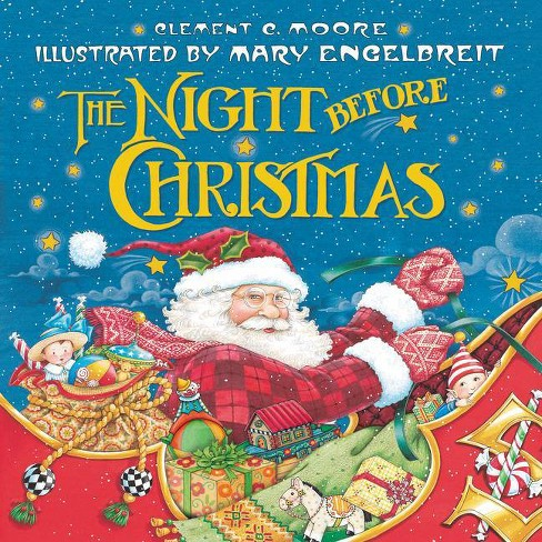 The Night Before Christmas (Reprint) (Hardcover) by Clement Clarke Moore - image 1 of 1
