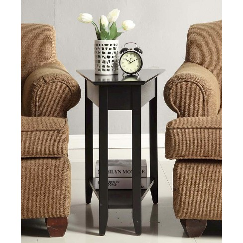 End Table Black - Convenience Concepts - image 1 of 3