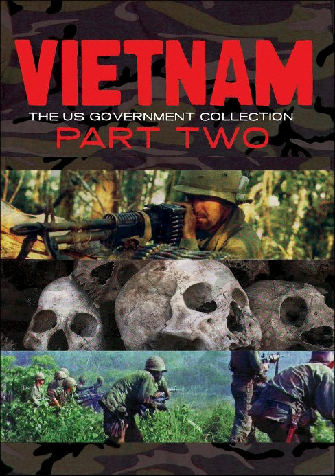 Vietnam:Us Government Collection Pt 2 (DVD) - image 1 of 1