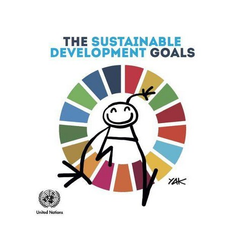 The Sustainable Development Goals - (Hardcover) - image 1 of 1