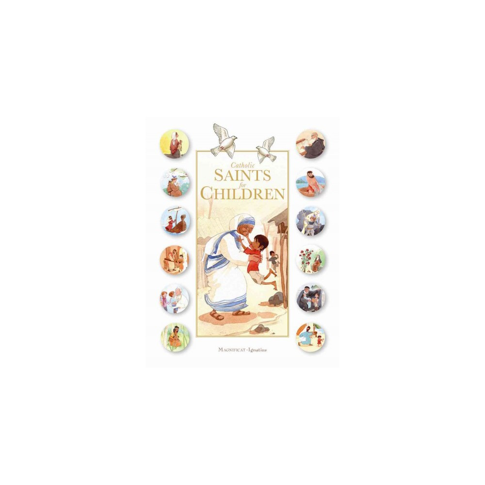 Catholic Saints for Children (Paperback)