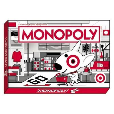 Target Monopoly Target GiftCard