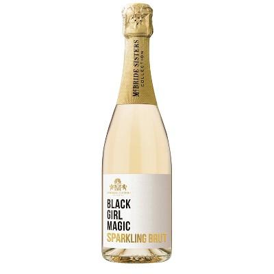 Black Girl Magic Sparkling Brut White Wine - 750ml Bottle
