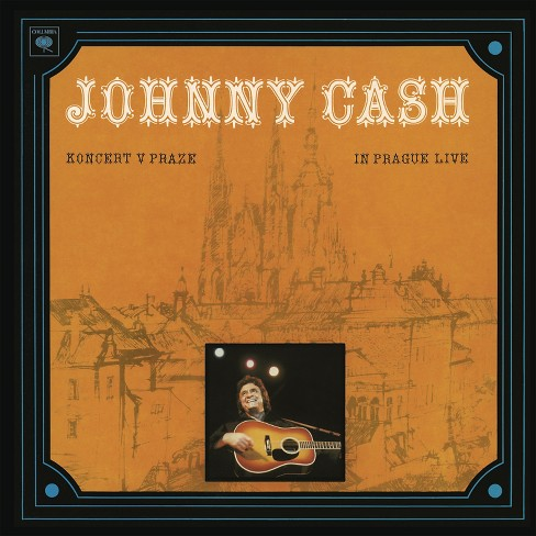 Johnny cash - Koncert v praze (In prague live) (CD) - image 1 of 1