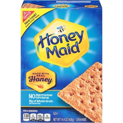 Honey Maid Graham Crackers - 14.4oz - image 1 of 5