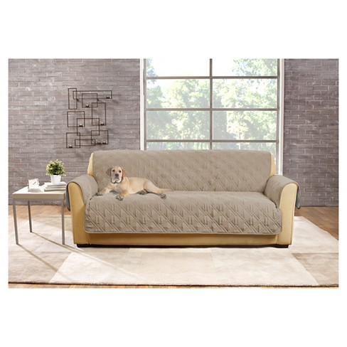 Non-Slip Waterproof Sofa Furniture Cover - Sure Fit   Target 991e0d322