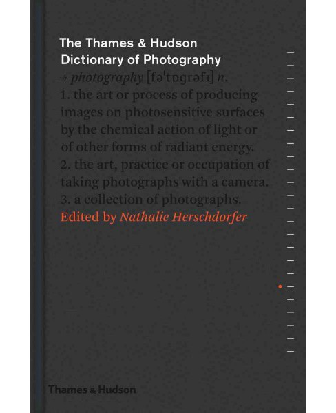 Thames & Hudson Dictionary of Photography (Hardcover) - image 1 of 1