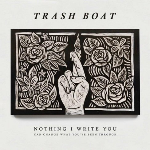 Trash boat - Nothing i write can change what you'v (CD) - image 1 of 1