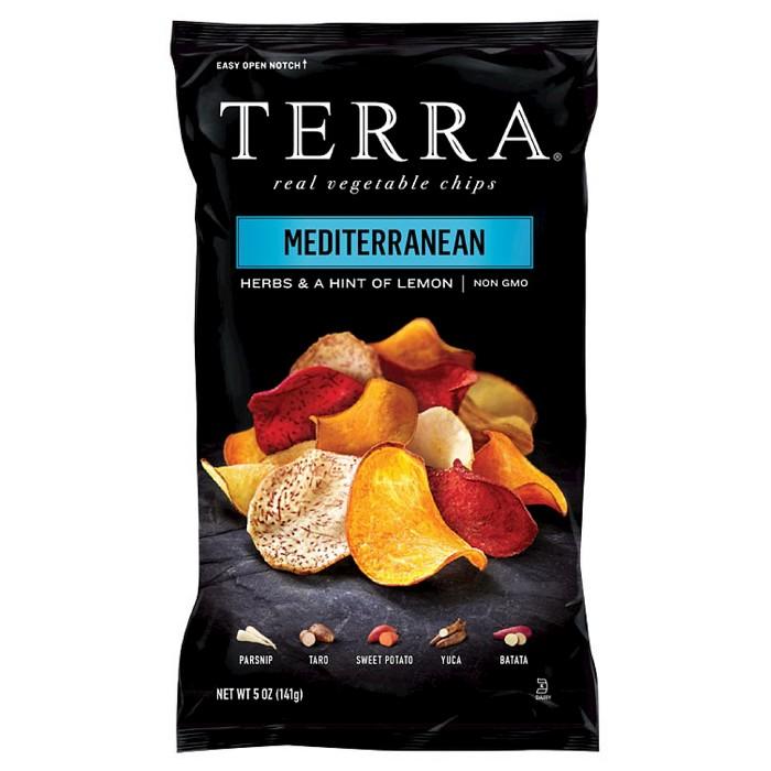 Terra Mediterranean Vegetable Chips - 6.8oz - image 1 of 3