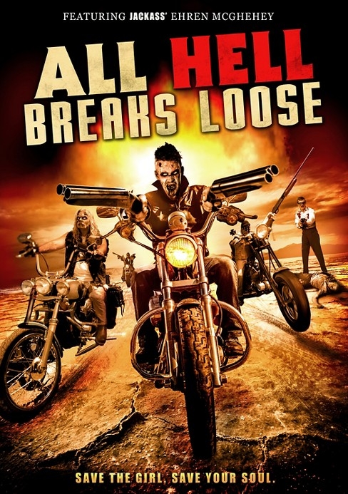All hell breaks loose (DVD) - image 1 of 1