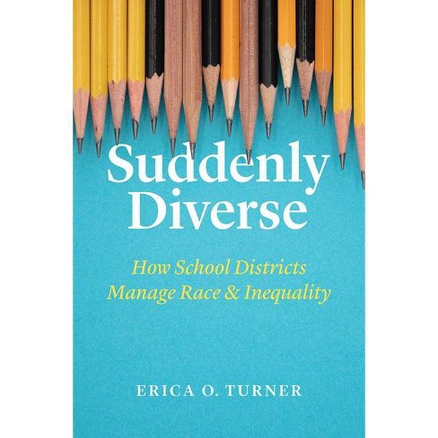 Suddenly Diverse - by  Erica O Turner (Paperback) - image 1 of 1