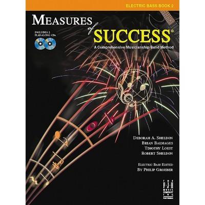 FJH Music Measures of Success Electric Bass Book 2