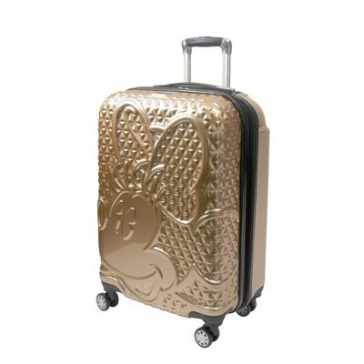 FUL Disney Minnie Mouse 3pc Hardside Luggage Set - Gold